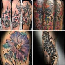 ink master mecca is known for watercolor tattoos that