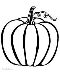 thanksgiving pumpkin coloring pictures 022