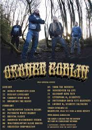 the obelisk news orange goblin add ireland dates to jan feb tour