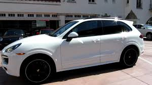 Black Porsche Cayenne - 2013 porsche cayenne gts white black now available for sale at