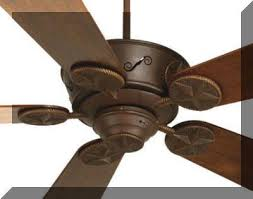Western Ceiling Fans With Lights Iron Works Rustic Western Lighting Regarding