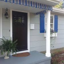 windows awning the company exterior window covers dors and