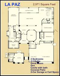 House Plans With Casitas by Sun City Sun City Shadow Hills Floor Plans Houses
