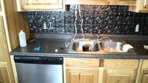 Metal Kitchen Backsplash Tiles Kitchen Metal Kitchen Backsplash Tiles Asterbudget Gorgeous