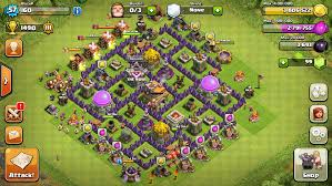 layout coc town hall level 7 clash of clans base designs per town hall walkthrough guides