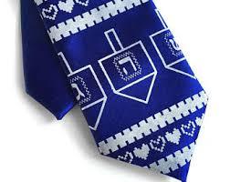 hanukkah ties printed neckties bow ties wedding ties by cyberoptix