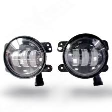 round led lights for jeep off road round led lights in 5 7 9 round led lights nox lux