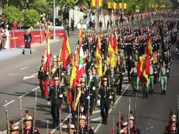Old Lebanese Flag Spanish Army Raises Lebanese Flag On Spain U0027s National Day Blog