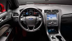 ford fusion eco boost 2017 ford fusion v6 sport offers 325hp 2 7l ecoboost v6 slashgear