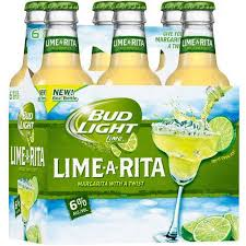 how much is a six pack of bud light bud light lime lime a rita 8 fl oz 6 pack walmart com