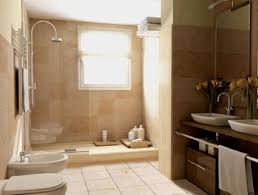 love this shower concept with two heads and the walk in with seat