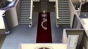 Kris Jenner Home Interior The Sims 3 Kardashian And Jenner Mansion Youtube