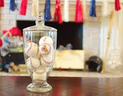 simply summer ann baseball themed baby shower