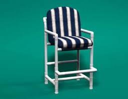 Pvc Patio Furniture Cushions Pvc Bar Chair Buy It Or Diy For The Home Pinterest Bar