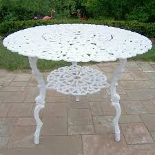 White Aluminum Patio Furniture by Wonderful White Aluminum Patio Furniture Popular White Aluminum