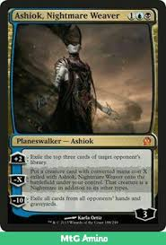 what cards would work well together in a standard blue black deck