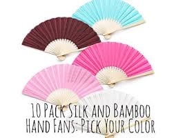 folding fans bulk white silk folding fans white paper fans lot of folding