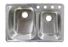 top mount stainless steel sink stainless steel sinks 60 40 double bowl top mount sinks 22 super