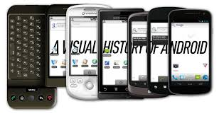 android device history android a visual history tekdefender