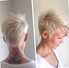 funky haircuts for fine hair hair funky short hairstyles fine hair bald style