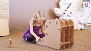Furniture For Kids Cardboard Furniture For Kids So They Can Draw All Over It And Not
