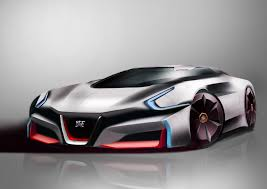 nissan supercar concept nissan gt r of 2030 pictures charles purvis evo