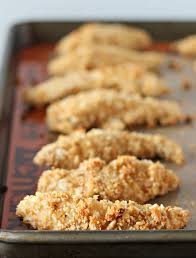 chicken caesar chicken tenders recipe rachel cooks