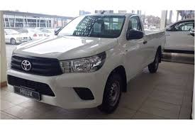 toyota new 2017 2017 toyota hilux 2 0 single cab bakkie new cars for sale in western