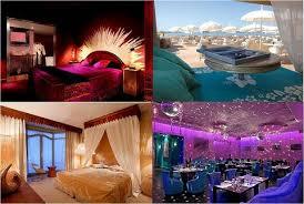une nuit en amoureux avec dans la chambre le guide de votre weekend et sortie en amoureux chambres décorées