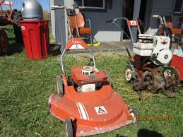 allis chalmers 3 5 hp push lawnmower ac my pictures pinterest