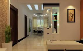 Living Room And Kitchen by Living Room With Partition Nice Home Zone