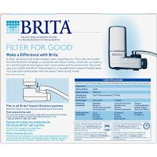 amazon com brita on tap faucet water filter system replacement