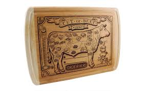 High Tech Cutting Board Wood Engraving With A Laser System From Epilog