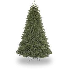 fraser fir christmas tree puleo international 7 unlit fraser fir artificial unlit christmas