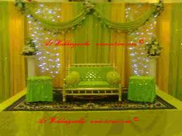 wedding stages wedding stage decoration al nikah wedding services