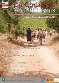 Calaméo  Guide touristique De Corbières en Minervois 2015  2016