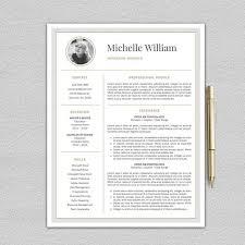 Modern Word Resume Templates 24 Best Resume Template Images On Pinterest Resume Cv Resume