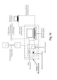 patent us20140067285 fatigue monitoring for composite materials