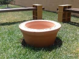 garden knowing the design on cheap portable fire pit ideas