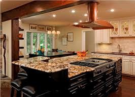 custom islands for kitchen custom kitchen islands faun design
