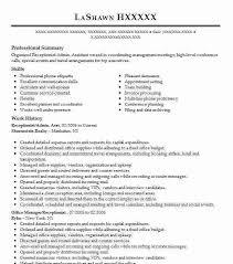 Receptionist Resume Sample Skills by Best Receptionist Resumes Cover Letter Dentist Receptionist