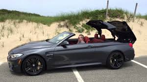 2015 bmw m4 convertible 2015 bmw m4 convertible top nydn autos