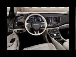 2015 Chrysler 200 Interior 2015 Chrysler 200 Interior Youtube