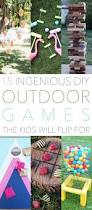 15 ingenious diy outdoor games the kids will flip for the cottage