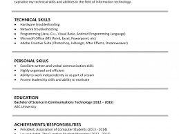 Example Of Resume For Fresh Graduate Information Technology by Sample Resume Bsit Graduate Resume Templates