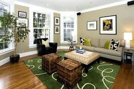living room compact paint ideas for open living room and kitchen