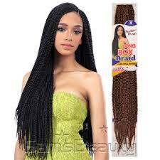crochet braids freetress synthetic hair crochet braids small box braid 24