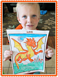 crayola color alive app brings kids coloring pages
