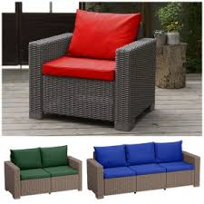 garden sofa cushions replacement cushions for rattan outdoor furniture