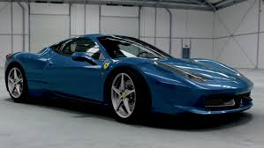 Ferrari 458 Blue - ferrari italia 458 wallpaper wallpapersafari